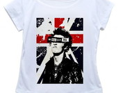 Camiseta Sex Pistols God save Punk Rock