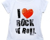Camiseta Elvis Let S Rock