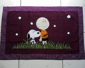 Tapete Snoopy e Charlie Brown