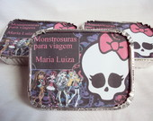 Marmitinhas Personalizadas Monster High