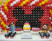 Festa Mickey ou Minnie
