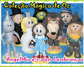Kit M�gico de Oz (8 personagens)