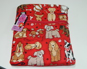 "Case Para Ipad at� 10"" - Cachorros"
