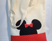 Eco Bag da Minnie