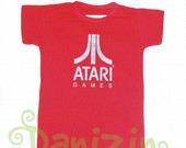 T-Shirt Infantil ATARI