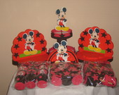 Kit De Festa Do Mickey