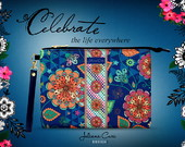 Clutch - Capa Mini Ipad - Seda