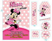 Kit Minnie Rosa Pink (mn03)