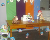 Kit Toy Story 10 pe�as Aluguel