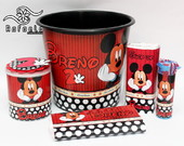 Kit Cinema Prata Mickey