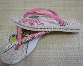 Havaianas Princesas Disney Customizadas