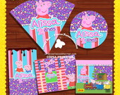 Kit Arte Digital Peppa Pig