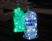 Lumin�ria decorativa  Vodka Absolut