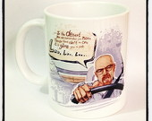 Caneca Mr. White