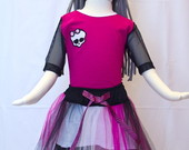 Camisola Monster High
