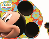 Kit 10 pe�as de Jogo Americano Mickey