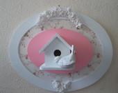 Porta Maternidade Oval