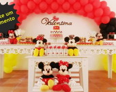 Decora��o de festa SP - Mickey e Minnie