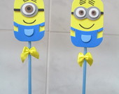 Palitos Decorativos Minions