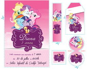 Kit My Little Pony (ml01)