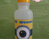 Squeeze 500 Ml Minion 01