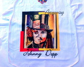 "Camiseta "" Johnny Depp"""