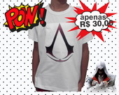 Camisa Assassin Creed