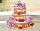Naked Cakes / Bolos Desconstru�dos