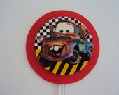Topper  Mater - CARROS DISNEY