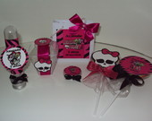 KIT GULOSEIMAS MONSTER HIGH!