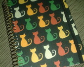 Caderno Cats - Papel Reciclado