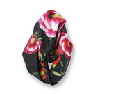 Snood Scarf Red Charm