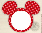 Elipse Mickey | Minnie