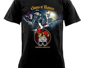 Camiseta Guns N' Roses - Sp 2014 Preto