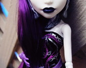 SPECTRA - Festa Monster High