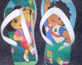 Chinelo personalizado N�O � SILK SCREEN