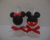 Tubetes Minnie e Mickey