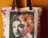 Bolsa Billie Holliday Jazz