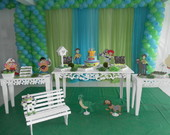 Toy Story pe�as para mesa