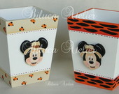 Cachep� Mickey Safari (valor unit�rio)