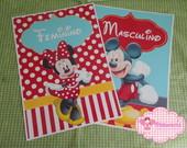 Mickey, Minnie e turma