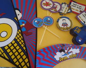 KIT FESTA SUPER MAN KIDS
