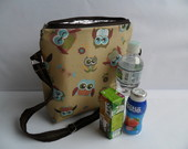Bolsa T�rmica /lunch Bag/ Coruja