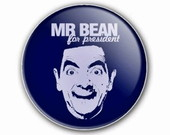 BOTON - MR. BEAN FOR PRESIDENT