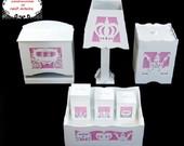 Kit Infantil MDF