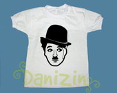T-Shirt Beb e Infantil CHAPLIN