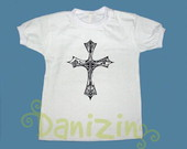 T-Shirt Beb� e Infantil CRUZ TATOO