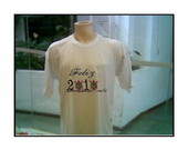 Camiseta Adulto Bordada C�d.R102/1