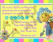 Convites para Meninas