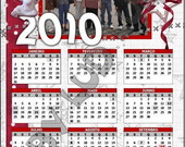 Calendrio 2010